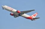 amagoさんが、関西国際空港で撮影したエア・カナダ・ルージュ 767-3Q8/ERの航空フォト(写真)