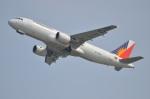 amagoさんが、関西国際空港で撮影したフィリピン航空 A320-214の航空フォト(写真)