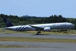 Espace77さんが、成田国際空港で撮影したガルーダ・インドネシア航空 777-3U3/ERの航空フォト(写真)