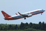 Espace77さんが、成田国際空港で撮影したチェジュ航空 737-8ALの航空フォト(写真)