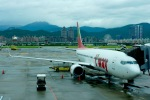 Harry Lennonさんが、台北松山空港で撮影したティーウェイ航空 737-8K5の航空フォト(写真)