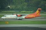 flying-dutchmanさんが、シンガポール・チャンギ国際空港で撮影したファイアフライ航空 ATR-72-600の航空フォト(写真)