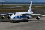 Dream2016さんが、中部国際空港で撮影したヴォルガ・ドニエプル航空 An-124-100 Ruslanの航空フォト(写真)