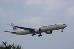 SOMAさんが、成田国際空港で撮影した日本航空 777-346/ERの航空フォト(写真)