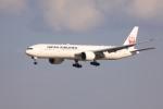 けいとパパさんが、成田国際空港で撮影した日本航空 777-346/ERの航空フォト(写真)