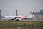 msrwさんが、成田国際空港で撮影したマレーシア航空 A330-323Xの航空フォト(写真)