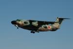 Simさんが、入間飛行場で撮影した航空自衛隊 EC-1の航空フォト(写真)