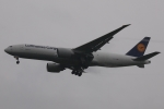 木人さんが、成田国際空港で撮影したルフトハンザ・カーゴ 777-FBTの航空フォト(写真)