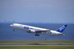 hirokongさんが、羽田空港で撮影した全日空 767-381/ERの航空フォト(写真)