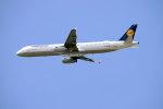 gomaさんが、ミュンヘン・フランツヨーゼフシュトラウス空港で撮影したルフトハンザドイツ航空 A321-231の航空フォト(写真)