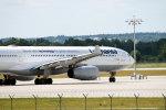 gomaさんが、ミュンヘン・フランツヨーゼフシュトラウス空港で撮影したルフトハンザドイツ航空 A330-343Xの航空フォト(写真)