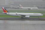 PASSENGERさんが、羽田空港で撮影したフィリピン航空 A330-343Eの航空フォト(写真)