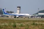 テクストTPSさんが、松山空港で撮影した全日空 767-381の航空フォト(写真)