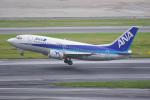 PASSENGERさんが、羽田空港で撮影したエアーネクスト 737-5Y0の航空フォト(写真)