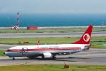 菊池 正人さんが、関西国際空港で撮影したマレーシア航空 737-8H6の航空フォト(写真)