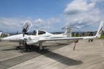 takaRJNSさんが、宇都宮飛行場で撮影したアルファーアビエィション DA42 TwinStarの航空フォト(写真)