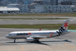 たかきさんが、福岡空港で撮影したジェットスター・ジャパン A320-232の航空フォト(写真)