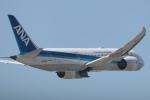 たかきさんが、福岡空港で撮影した全日空 787-8 Dreamlinerの航空フォト(写真)