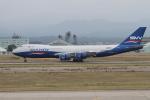 ty2017さんが、小松空港で撮影したシルクウェイ・ウェスト・エアラインズ 747-83QFの航空フォト(写真)