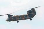 takaRJNSさんが、宇都宮飛行場で撮影した陸上自衛隊 CH-47Jの航空フォト(写真)