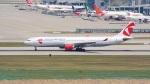 てつさんが、仁川国際空港で撮影したチェコ航空 A330-323Xの航空フォト(写真)