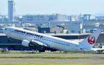 Dojalanaさんが、羽田空港で撮影した日本航空 767-346/ERの航空フォト(写真)