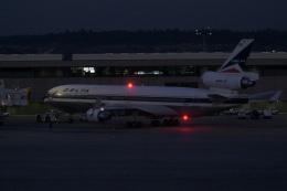 senyoさんが、成田国際空港で撮影したデルタ航空 MD-11の航空フォト(写真)