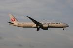 MI-YANさんが、成田国際空港で撮影した日本航空 787-9の航空フォト(写真)