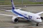 Gpapaさんが、羽田空港で撮影した全日空 787-8 Dreamlinerの航空フォト(写真)