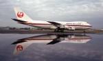 ハミングバードさんが、名古屋飛行場で撮影した日本航空 747-146の航空フォト(写真)