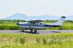 Gambardierさんが、岡南飛行場で撮影した学校法人ヒラタ学園 航空事業本部 TU206G Turbo Stationair 6の航空フォト(写真)