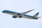 水月さんが、関西国際空港で撮影したベトナム航空 787-9の航空フォト(写真)