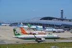 toyoquitoさんが、関西国際空港で撮影したエバー航空 A321-211の航空フォト(写真)