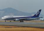 よしポンさんが、伊丹空港で撮影した全日空 767-281の航空フォト(写真)