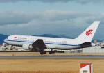 よしポンさんが、伊丹空港で撮影した中国国際航空 767-2J6/ERの航空フォト(写真)