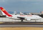 よしポンさんが、伊丹空港で撮影したエア・インディア A310-304の航空フォト(写真)