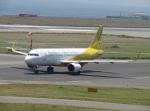 国府宮さんが、関西国際空港で撮影したバニラエア A320-214の航空フォト(写真)