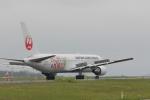 sakanayahiroさんが、釧路空港で撮影した日本航空 767-346/ERの航空フォト(写真)
