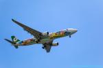 taniocchi-skyさんが、羽田空港で撮影したエバー航空 A330-302Xの航空フォト(写真)