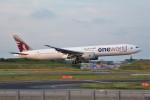 YASKYさんが、成田国際空港で撮影したカタール航空 777-3DZ/ERの航空フォト(写真)