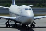 Espace77さんが、成田国際空港で撮影したデルタ航空 747-451の航空フォト(写真)