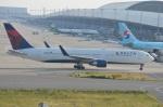amagoさんが、関西国際空港で撮影したデルタ航空 767-332/ERの航空フォト(写真)