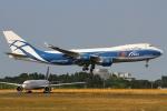 on-chanさんが、成田国際空港で撮影したエアブリッジ・カーゴ・エアラインズ 747-46NF/ER/SCDの航空フォト(写真)