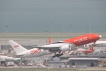 だいすけさんが、香港国際空港で撮影したTNT航空 777-FHTの航空フォト(写真)