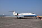 ワイエスさんが、鹿屋航空基地で撮影した航空自衛隊 U-4 Gulfstream IV (G-IV-MPA)の航空フォト(写真)