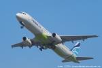 tabi0329さんが、福岡空港で撮影したエアプサン A321-231の航空フォト(写真)