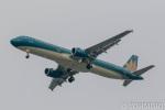 遠森一郎さんが、福岡空港で撮影したベトナム航空 A321-231の航空フォト(写真)