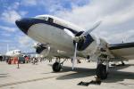 ZZTAKEさんが、岩国空港で撮影したスーパーコンステレーション飛行協会 DC-3Aの航空フォト(写真)