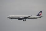 MA~RUさんが、成田国際空港で撮影したマカオ航空 A321-232の航空フォト(写真)