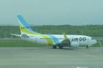 職業旅人さんが、釧路空港で撮影したAIR DO 737-781の航空フォト(写真)